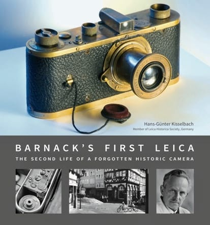 Barnack's First Leica Book Cover